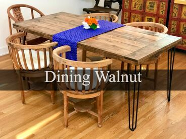 Dining Table Walnut Paihere